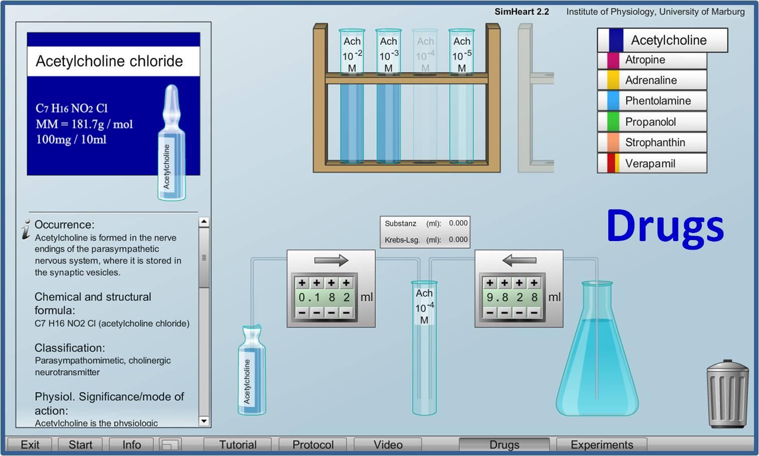 Virtual Physiology